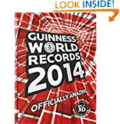 Guinness World Records (Author)   92 days in the top 100  (43)  Buy new:  $28.95  $14.87  70 used & new from $13.95