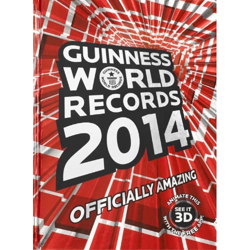 [Multi] Guinness World Records 2014