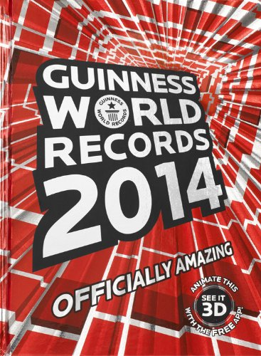 Guinness Book of World Records 2014
