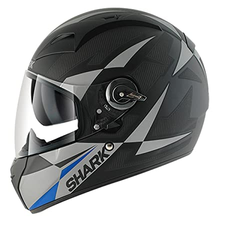 Shark - Casque moto - Shark Vision-R Series 2 Cisor MAT KAB