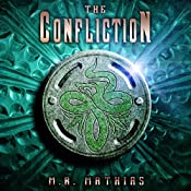 The Confliction: The Dragoneer Saga, Book 3 | M. R. Mathias