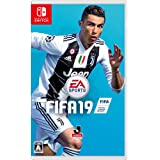 FIFA 19 STANDARD EDITION - Switch Japanese Ver.