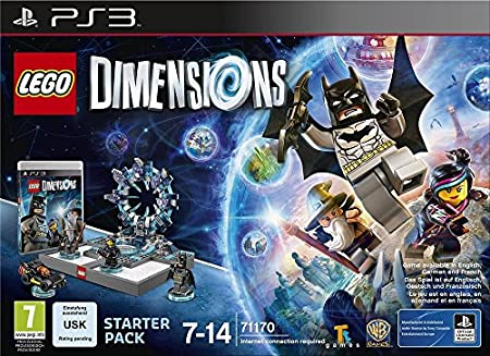 LEGO Dimensions: Starter Pack (PS3)