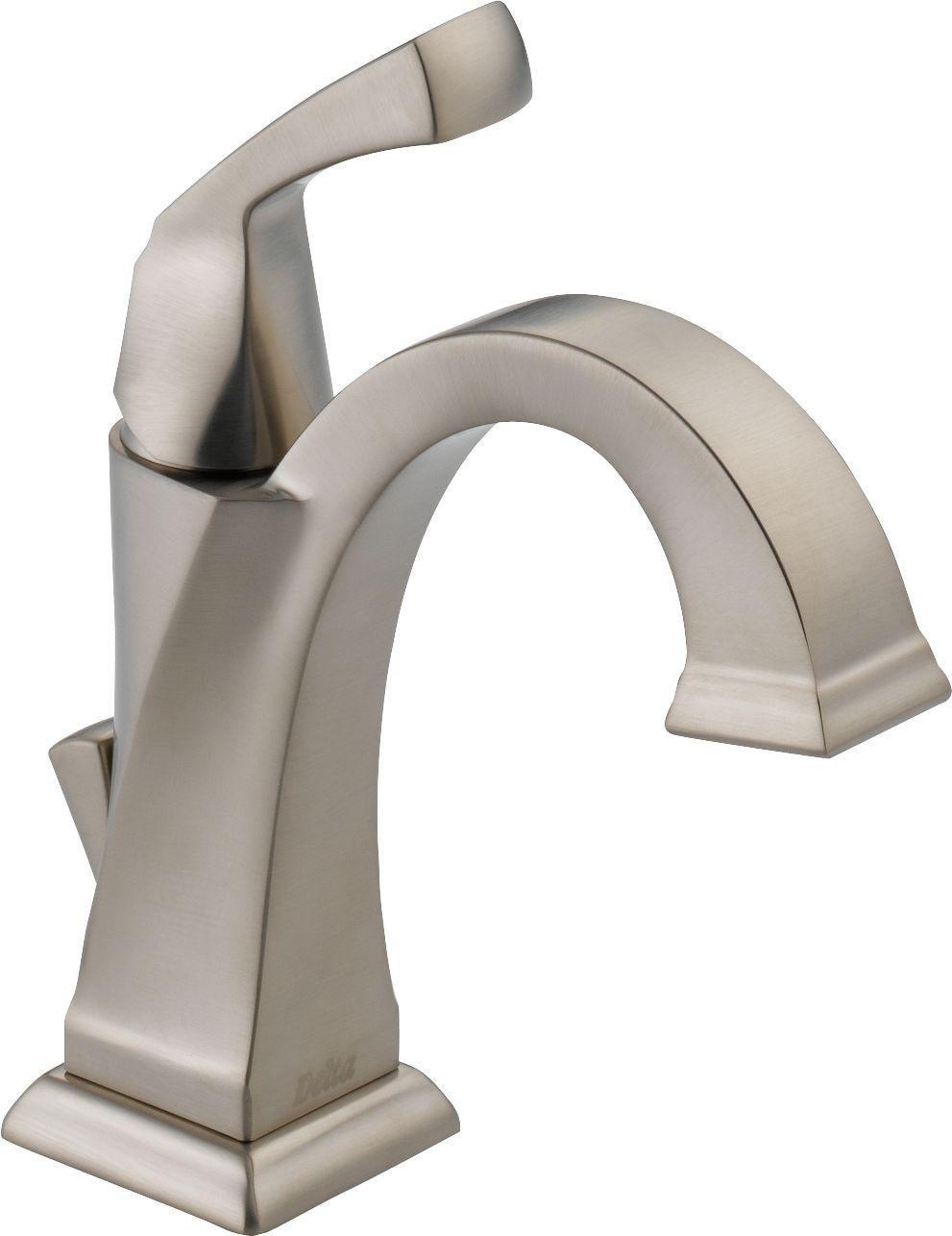 Single Handle Centerset Lavatory Faucet