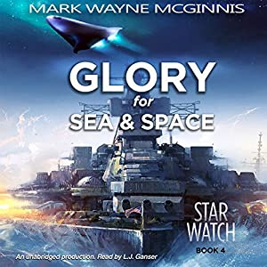 Glory for Sea and Space Audiobook