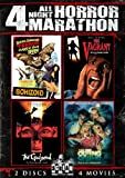 Scream Factory All Night Horror Marathon (Schizoid, The Vagrant, The Godsend & The Outing)