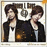 Go⇒Way/Ceter of the World(DVD付)