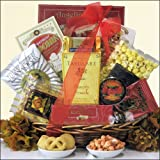 Sweet & Savory Delights ~ Perfect for One!: Gourmet Snacks Gift Basket