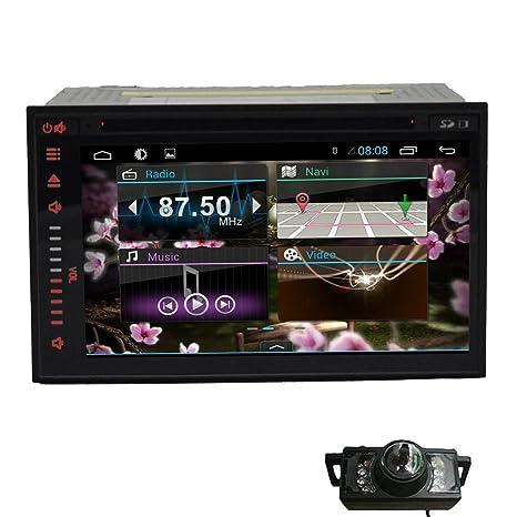 USB / SD Pupug tš¢ctil completa Tablet RDS 7 pulgadas Android 4.2 Double Din Auto Radio En Dash capacitiva HD multi tocar Autoradio coches d'šŠcran Lecteur DVD GPS del coche de navegaciš®n estšŠreo AM FM