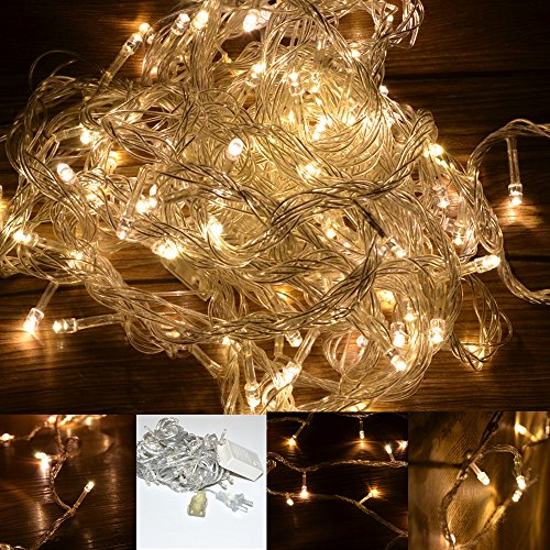 sale inst 10m 100 led fairy string lights idea for indoor decorations warm white where to. Black Bedroom Furniture Sets. Home Design Ideas