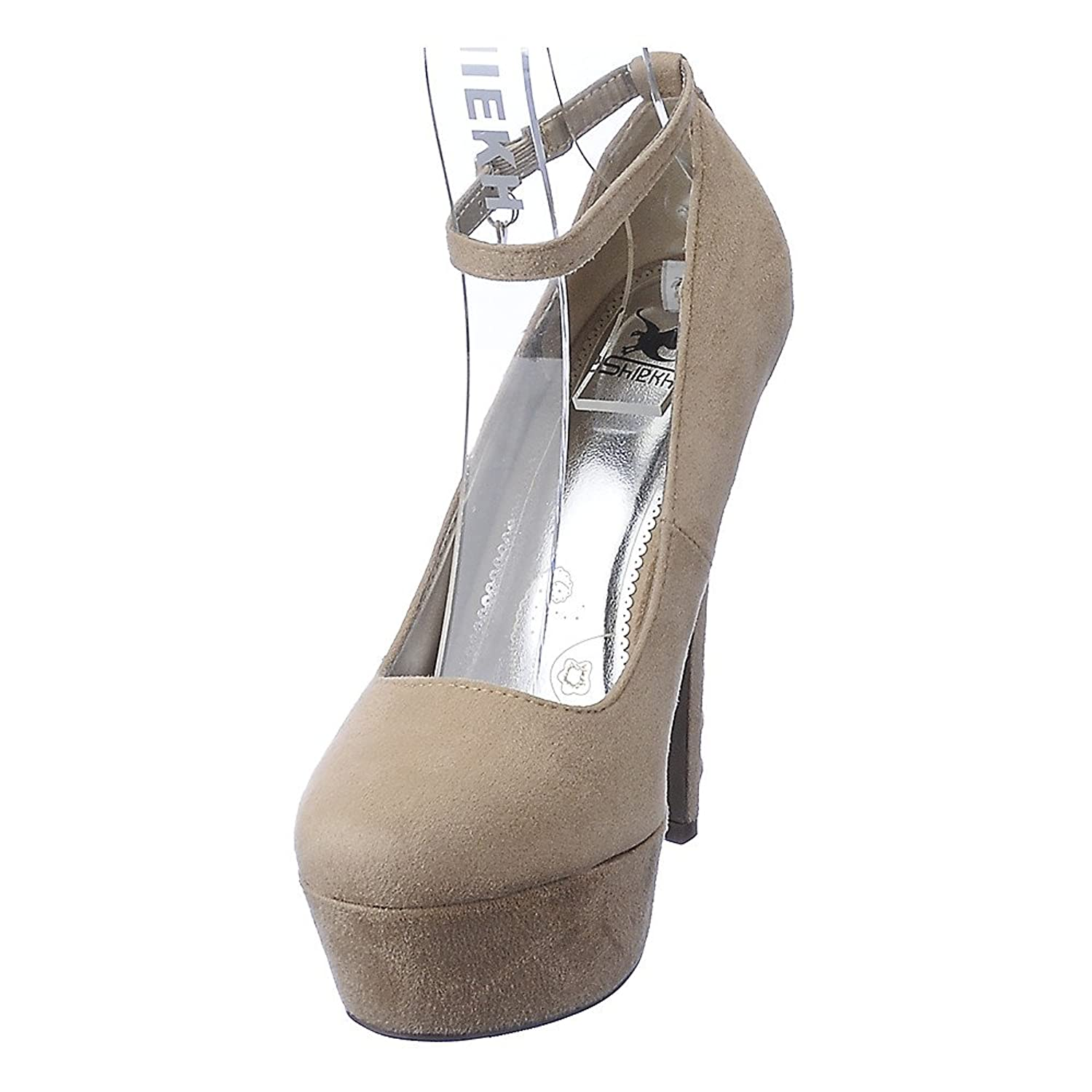 Shiekh Womens Sniff-S Dress High Heel  цена и фото