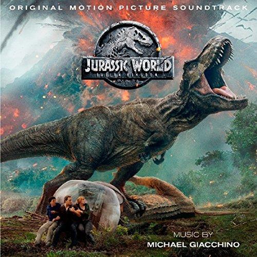 CD : Michael Giacchino - Jurassic World: Fallen Kingdom (original Soundtrack) (Digipack Packaging)