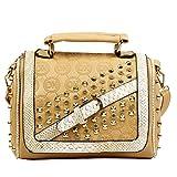 Colors Inc. Women's Party Sling Bag (Brown) - VKBLSLNG-10006