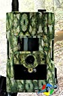 85 ft, 2-way Wireless, 720p HD video, 12MP, ScoutGuard MG882K-8M Black IR Outdoor Trail Scouting Hunting Game Camera