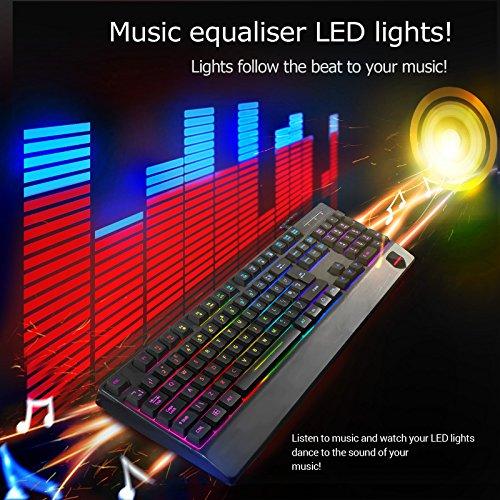 PC ADVISOR RECOMMENDED Sumvision® Multi Colour LED