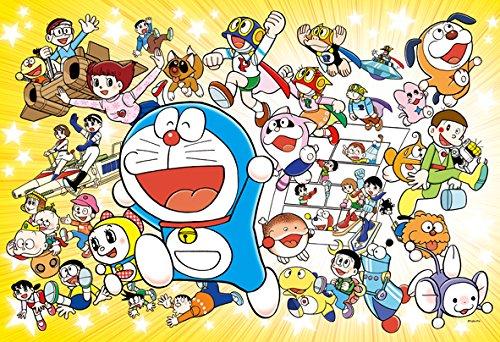 300ピース ジグソーパズル マジカルピースジグソー 藤子・F・不二雄キャラクターズ 飛び出せ! キャラクター(26x38cm)