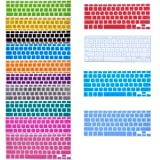  Bundle of 14 Semi Transparent Colorful Keyboard ...