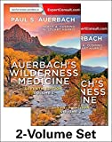 img - for Auerbach's Wilderness Medicine, 2-Volume Set, 7e book / textbook / text book