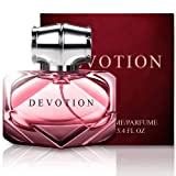 Luxury Perfume for Women in Crystal Bottle to Display on Vanity! Light Mist Spray with Beautiful Scent Perfect for Girls Gift! Fragrance that Make Men Desire Women! Sensual, Cashmere, Happy Experience