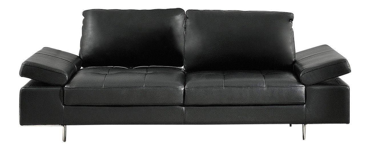 Gia Ebony Love Seat