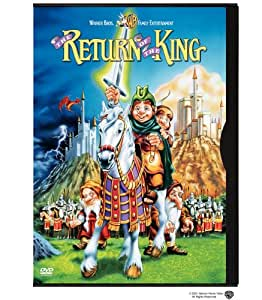 The Return of the King (Full Screen Animated) (Sous-titres français) [Import]