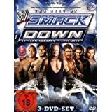 "WWE - Best of Smackdown - 10th Anniversary (3 DVDs)von ""The Undertaker"""