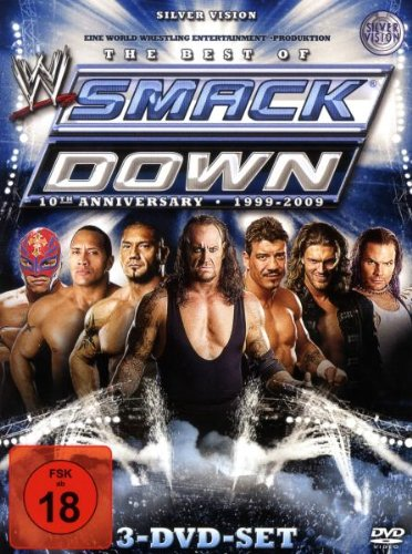 WWE - Best of Smackdown - 10th Anniversary (3 DVDs)