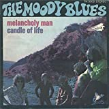 candle of life / melancholy man 45 rpm single