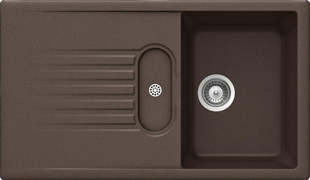 Schock CAAD100AGMC Casa D100 Einbauspüle, mocha  BaumarktKundenbewertung: