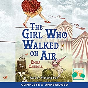 The Girl Who Walked on Air Audiobook