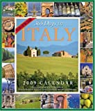 365 Days in Italy 2009 Calendar (Picture-A-Day Wall Calendars)