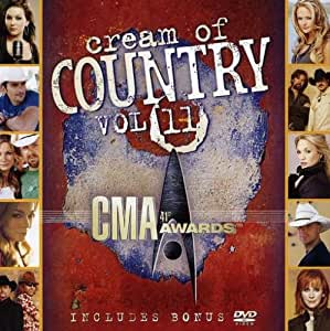 Buy Cream Of Country Vol 11 Cd Dvd Aust Excl Online At