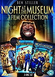Night at the Museum 1-3 [DVD] [2006]