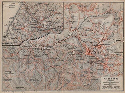 cintra-sintra-environs-galamares-colares-sao-pedro-de-penaferrim-mapa-1913-old-antique-vintage-map-p