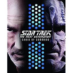 Star Trek: Next Generation - Chain of Command [Blu-ray]