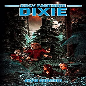 Gray Panthers: Dixie Audiobook