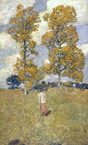 il-museo-di-uscita-i-due-alberi-noce-americano-giocatore-di-golf-1919-stampa-su-tela-bambino-online-