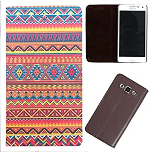 DooDa - For Samsung Galaxy Grand 2 PU Leather Designer Fashionable Fancy Flip Case Cover Pouch With Smooth Inner Velvet