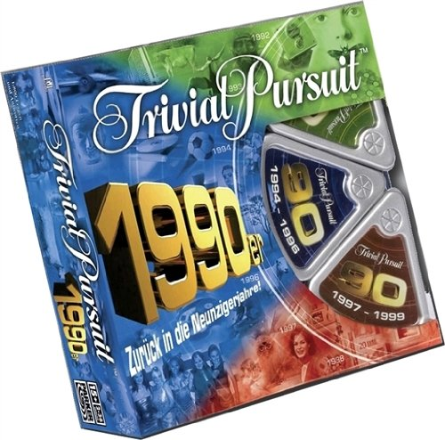 Hasbro - Parker - Trivial Pursuit 1990er