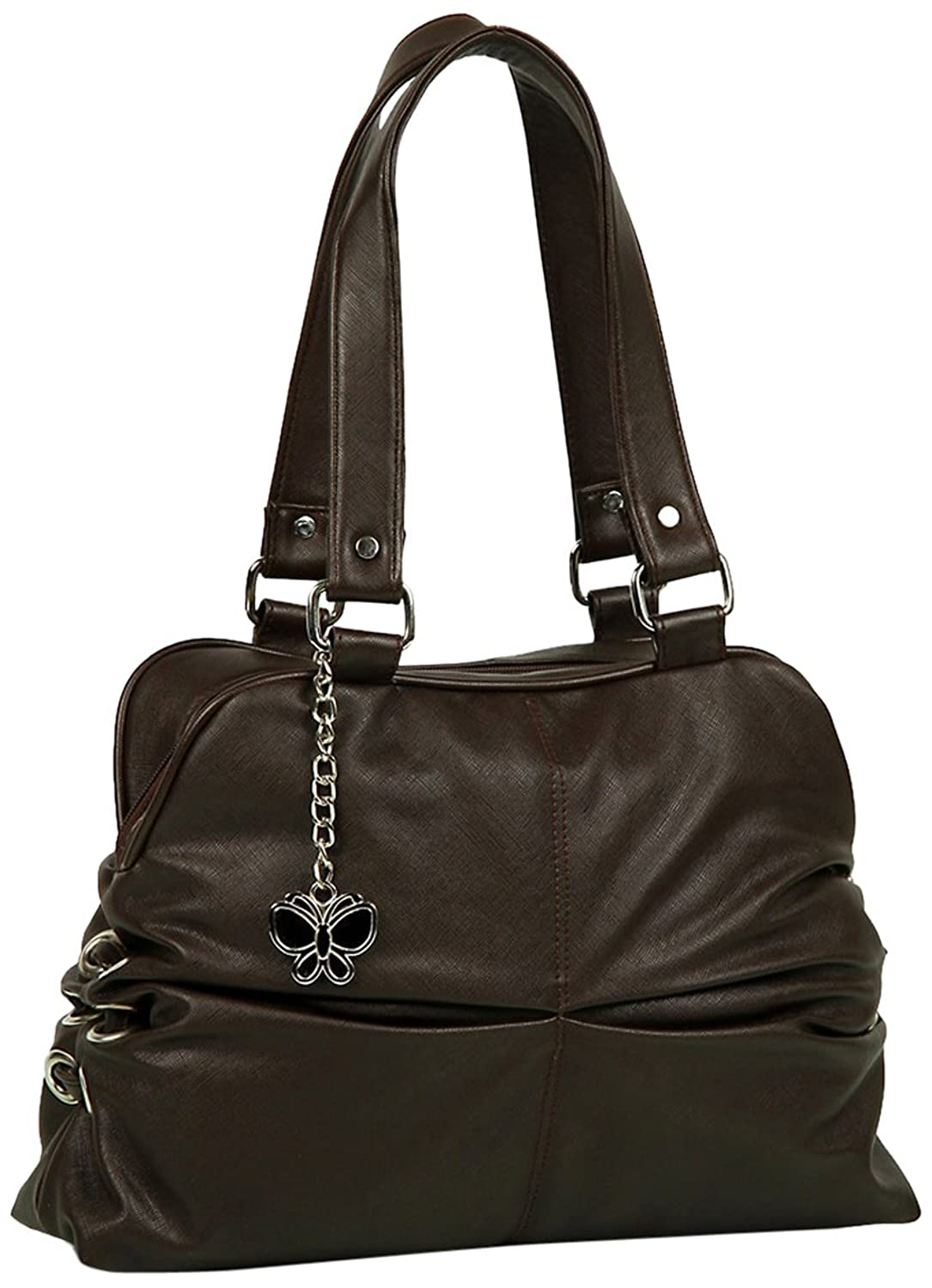 Get Butterflies Handbag Brown BNS 0178 For Rs 699 Only At Amazon