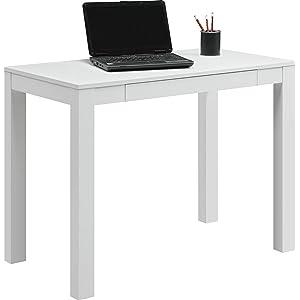 Altra 9178096 Parsons Desk, White