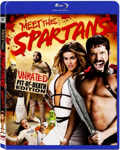 ���������� �� ����������� / Meet the Spartans [UNRATED] (2008) BDRip