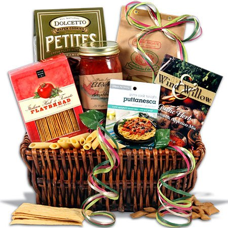 Taste Of Italy™ - Italian Gift Basket