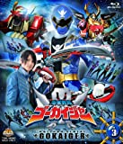 スーパー戦隊シリーズ 海賊戦隊ゴーカイジャー VOL.3【Blu-ray】