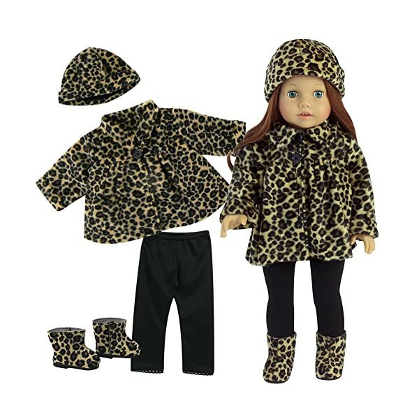 4b583f84f 18 Inch Doll Clothes Outfit