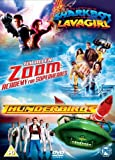 Zoom/Thunderbirds/The Adventures Of Shark Boy And Lava Girl [DVD]