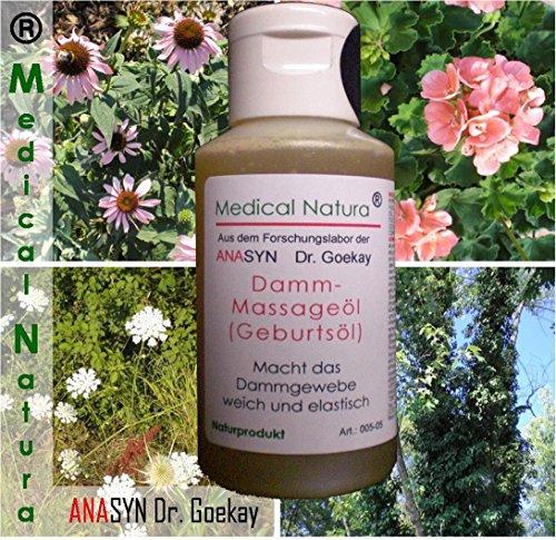 100ml Geburtsöl, Dammmassageöl, Damm-Massageöl, Geburtsvorbereitung, Dammöl. Naturprodukt.