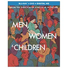 MEN, WOMEN and CHILDREN on Blu-ray, DVD, and Digital