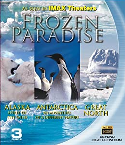 Frozen Paradise [Blu-ray]