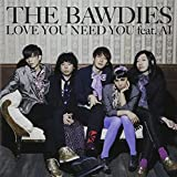 LOVE YOU NEED YOU feat. AI(��������)(DVD��)